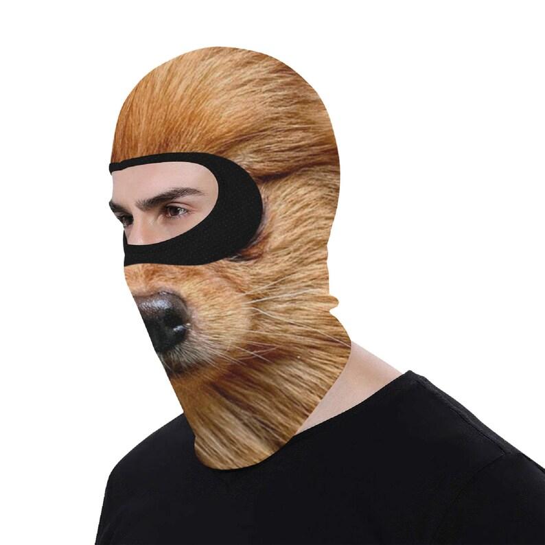Dog Face Balaclava