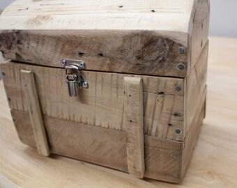treasure chest, storage box