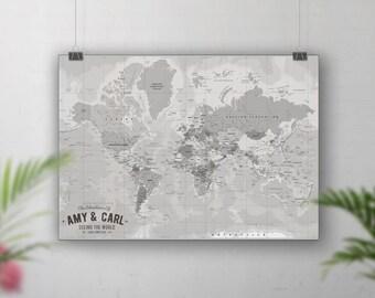 Globes maps etsy uk gumiabroncs Images