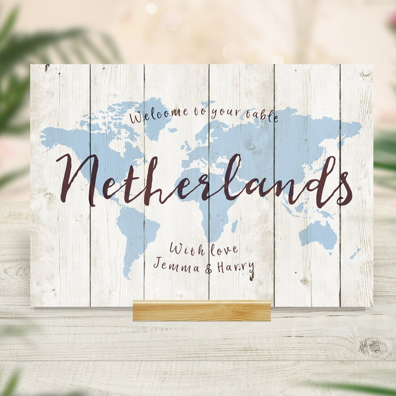 Wedding Table Names, Travel Theme Wedding Table Numbers, Adventure Themed,  Vintage Travel Theme, Wedding Reception, Breakfast Dinner Cards