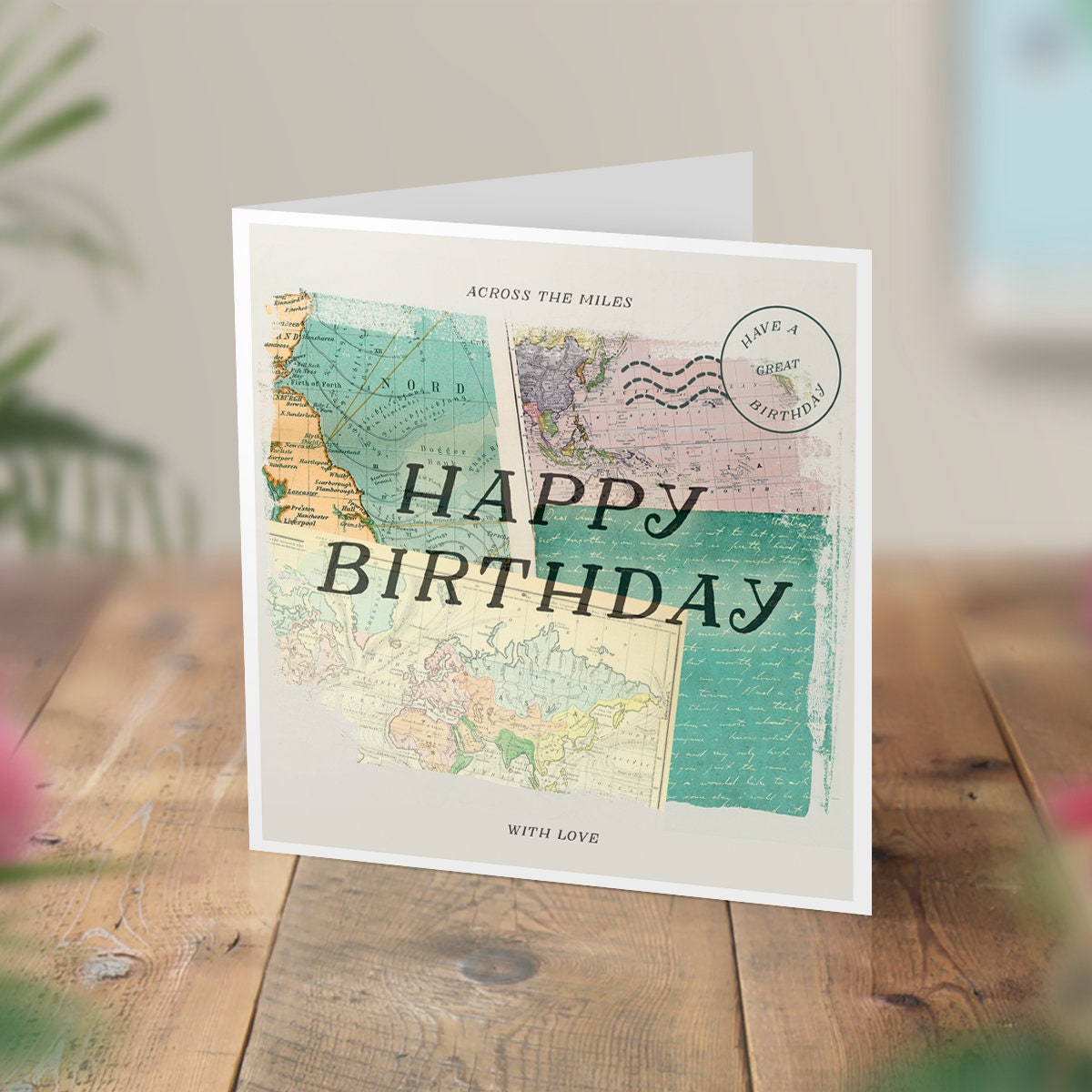 Birthday Wishes For Long Distance Relationship
