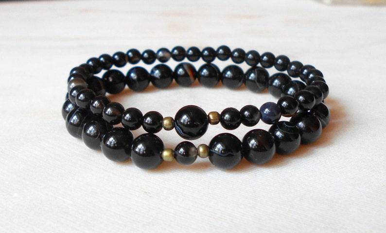 4a50f135a1 Distance Bracelet Matching Couple Bracelets You Complete Me | Etsy