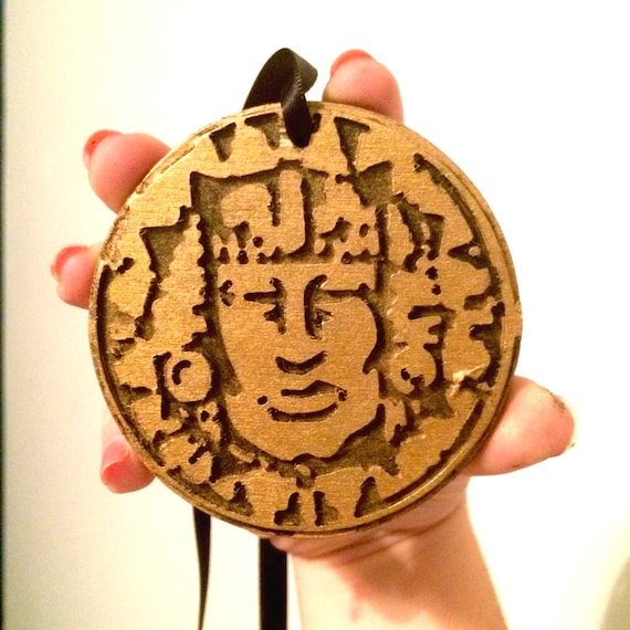 Legends of the hidden temple pendant of life christmas etsy image 0 aloadofball Gallery
