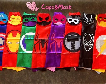 superhero party 20 blank party favor capes reversible capes party pack cape party favor superhero party favors superhero capes bulk
