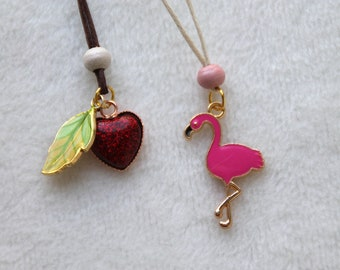 Necklace 2 pcs, Necklace for BJD dolls or Smart doll dolls