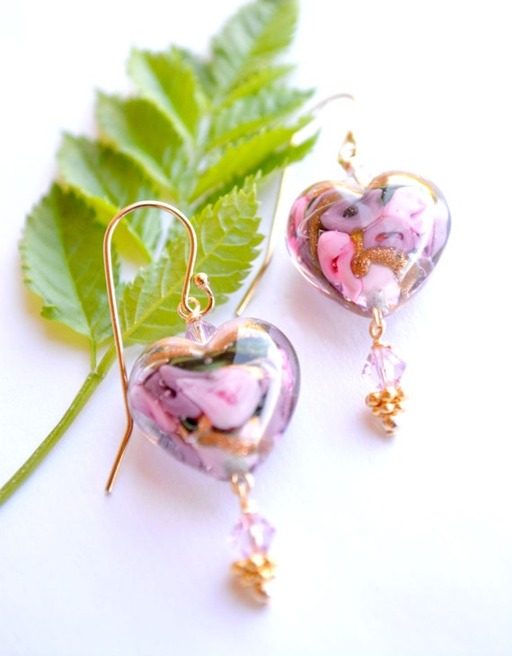 Birth Flower Earrings