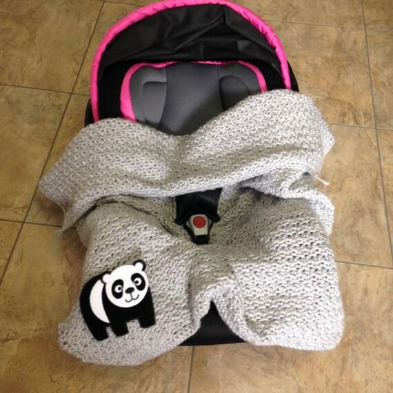 a47414166240 Crochet Car Seat BlanketCrochet Infant Seat Blanket Baby