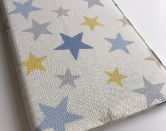 Notebook with Fabric Cover