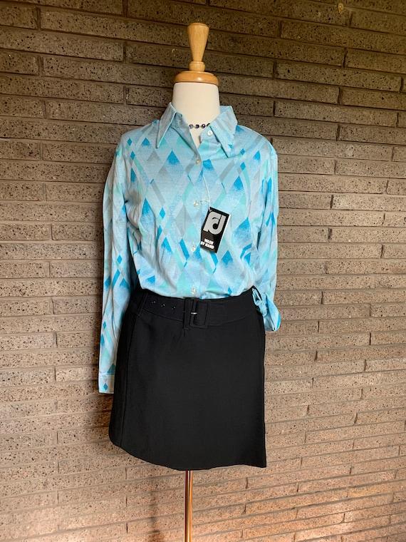 Fletcher Jones Long Sleeve Fine Knitted Shirts / … - image 5