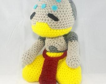 D.Va Bunny Amigurumi (Overwatch) - free crochet pattern by loopit ... | 270x340