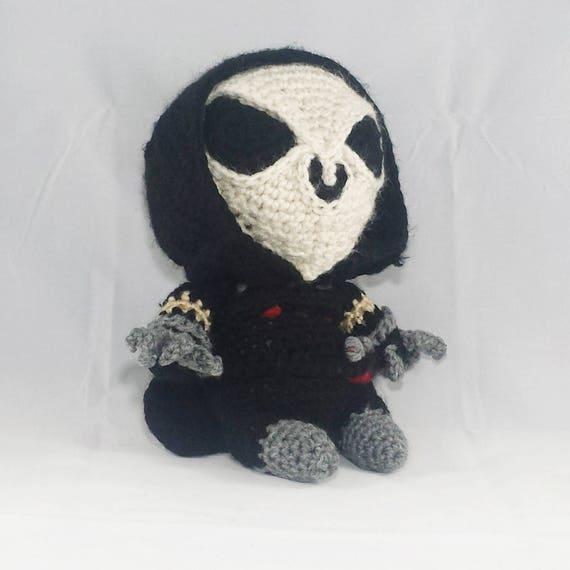 Crochet Mei (Overwatch) : crochet | 570x570