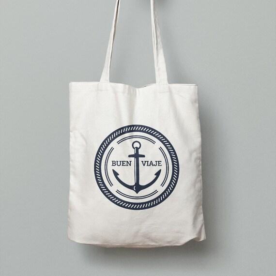 "Spanish Bag ""Buen viaje"""