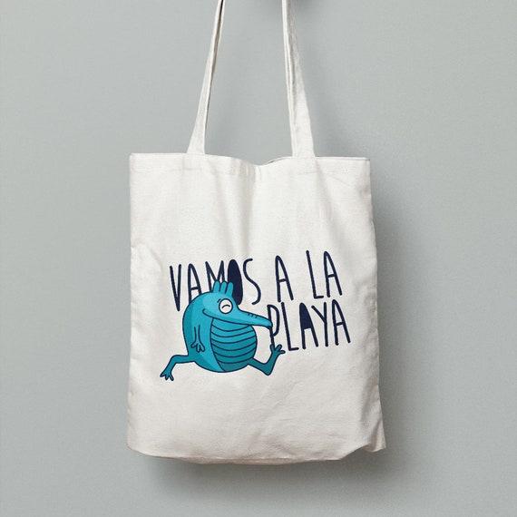 """Spanish Bag """"Vamos a la playa"""""""
