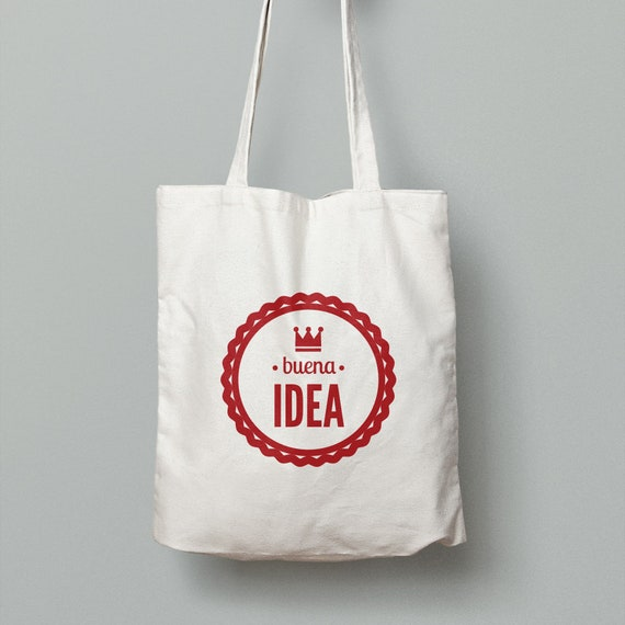 "Spanish Bag ""Buena idea"""