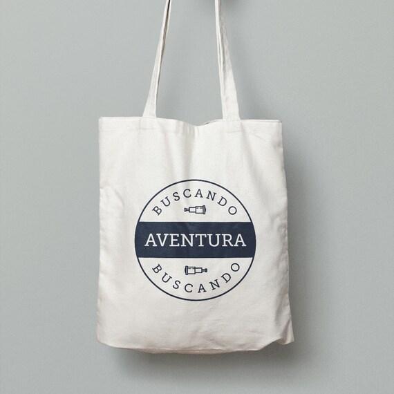 "Spanish Bag ""Buscando Aventura"""