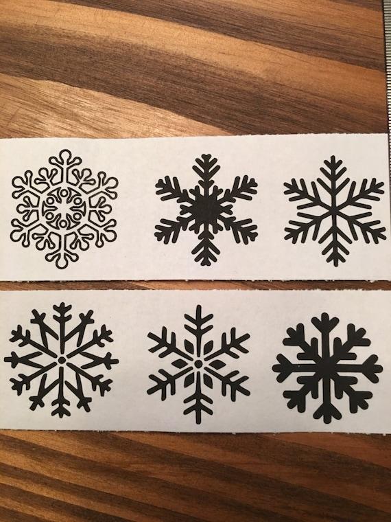 Płatek śniegu Tattoochristmastattoozima Tatuażeceltic śnieżynka Tattootatuaże Customtribal śnieżynka Tatuażeminiture Tattoos