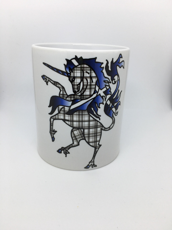 Tasse Esprit Mug Mugs Day Tartan Animal Ecosse Licorne Drapeau Custom Mother's De rBdoexC