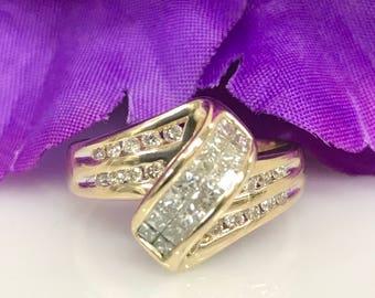 Diamond Fashion Ring 1.00ctw #5196  CLOSE-OUT