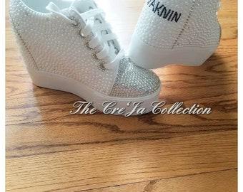 0929b5678e1b Wedding Platform Sneakers