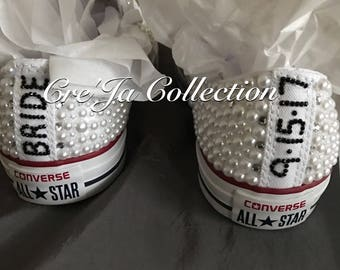 ce46b9f5bfab Wedding Converse
