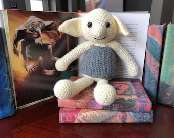 Dobby (With Rattle Option)