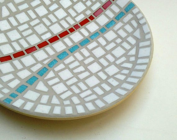 "Bamboo Mosaic Bowl ""Our Ways"""