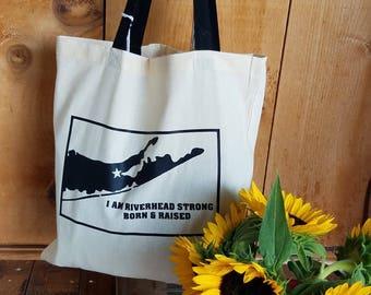 Riverhead Strong Tote Bag