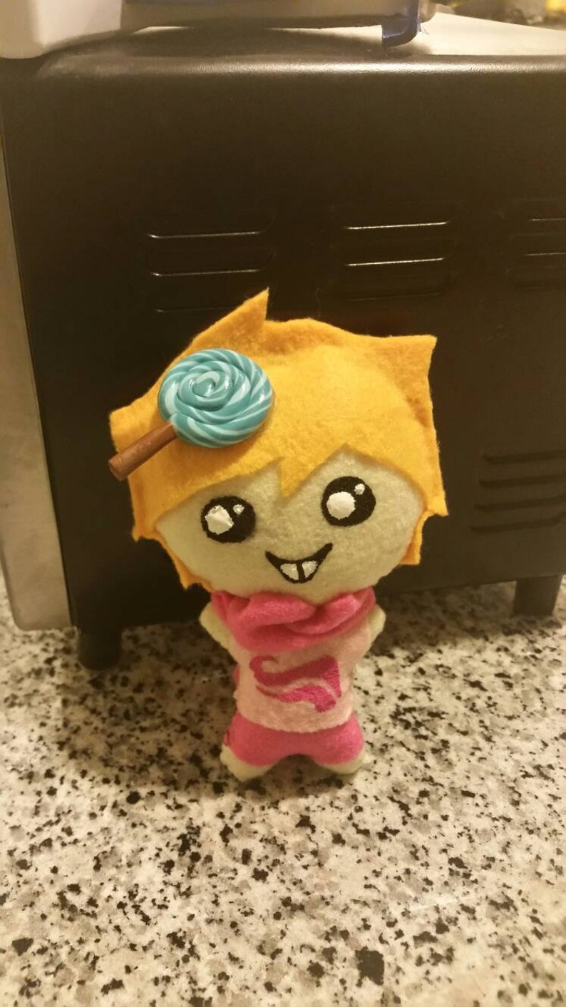 Homestuck Inspired Plushies Trickster