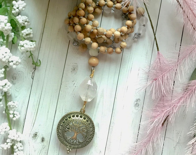 Tree of Life - 108 bead mala