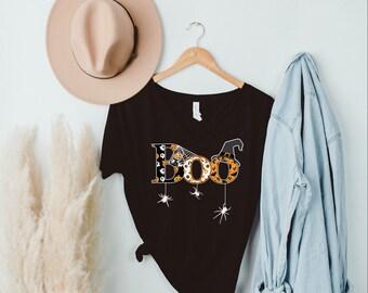 BOO! Halloween, Women's short sleeve t-shirt