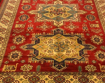 Authentic Handmade Afghan Carpet, shipped direct from Afghanistan