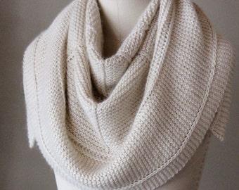 knitting pattern, knit pattern, shawl pattern, knit shawl pattern, brioche shawl, English Bay Shawl, instant download pdf DIY instructions