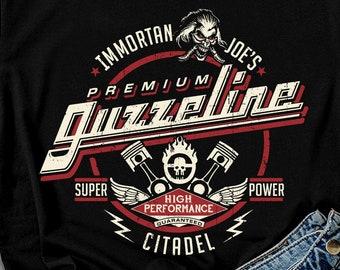 Max Fury Shirt, Custom Cars Shirt, Men Car T-Shirts, Warboys Max T-Shirt, Racing Shirts for Men, Gift For Car Lovers, Action Movie T-Shirts