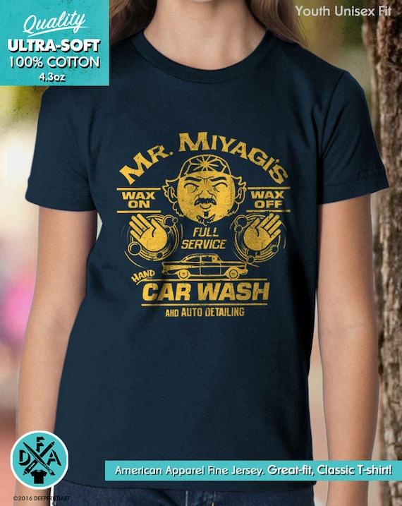 Wax-on Wax-Off Vintage T-Shirt