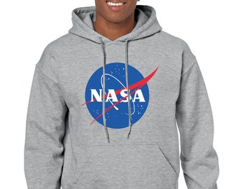 Unisex Nasa Space Astronaut Geek Logo Men & Women Hoody Hoodie