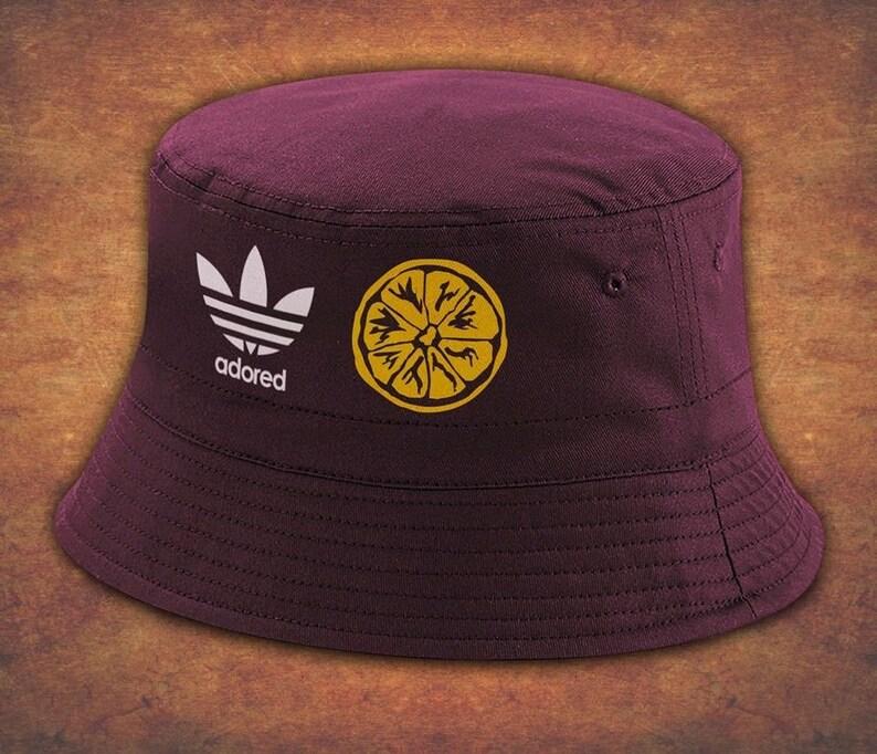 The Stone Roses Lemon Hat 25 yrs-navy-black-burgundy  78cd38e63ef