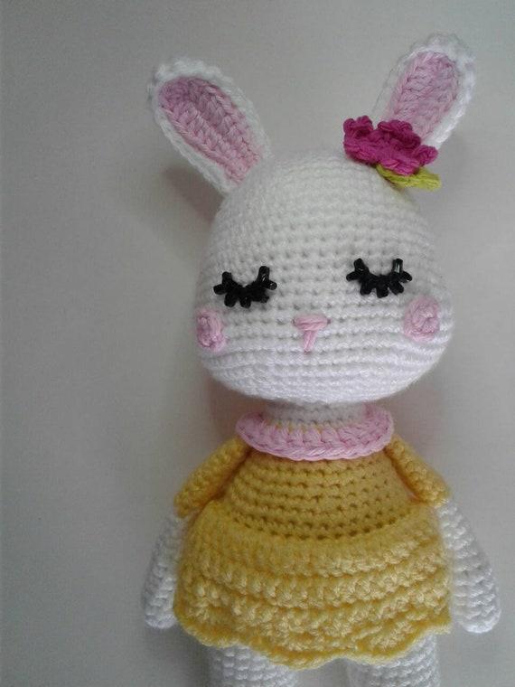 Free Crochet Bunny Patterns ⋆ DIY Make To | 760x570
