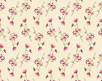 Gillie Wishes Sweet from Emmy Grace designed by Bari J for Art Gallery Fabrics, fabric yardage, cotton, floral quilting, girls dresses