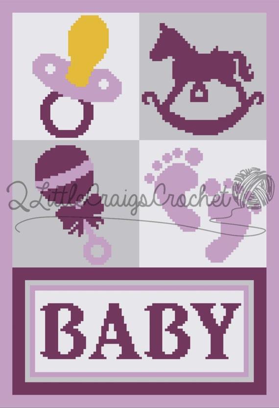 Descarga inmediata manta de bebé juguetes para bebé   Etsy