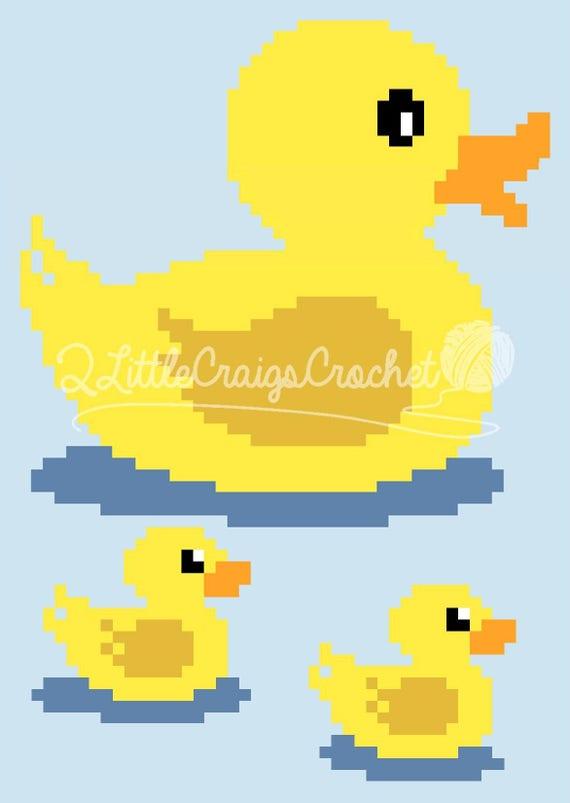 20 Minute Duck - Free Amigurumi Crochet Pattern - StringyDingDing | 803x570