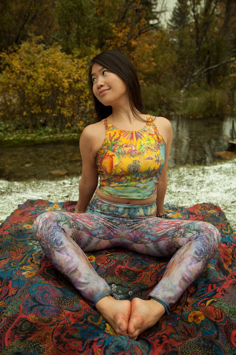 Gaia Yoga Leggings