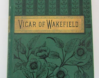 1880s(?) The Vicar of Wakefield and Other Works
