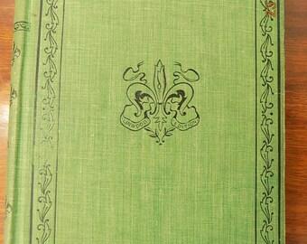 SALE! Rare (?) 1896 print -The Scarlet Letter, Nathaniel Hawthorne