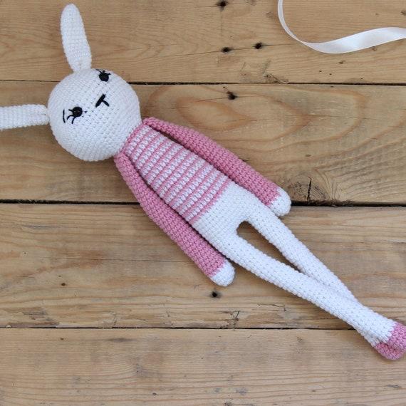Gefüllte Bunny Tier Kaninchen Spielzeug häkeln Plüsch | Etsy