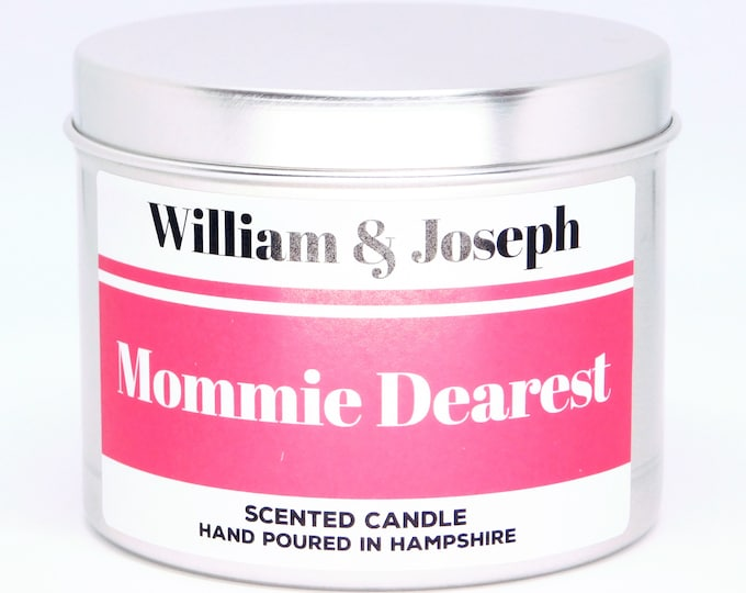 Mommie Dearest Scented Candle
