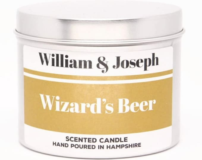 Wizard's Beer Scented Candle