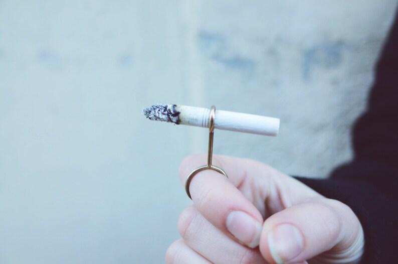 Silver Smoke Ring Norma Desmond Film Noir