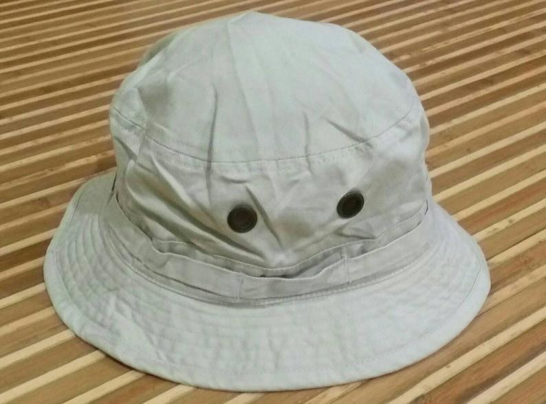01f5ebbfd82 Vtg Mens RAY BEAMS Bucket Hat