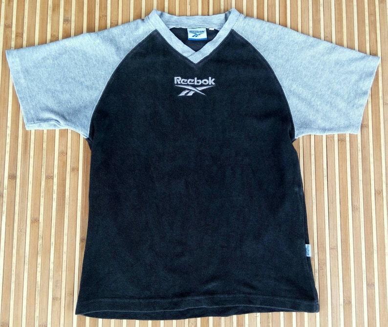 c6a7fc548d097d VTG REEBOK serek frotte T Shirt | Etsy