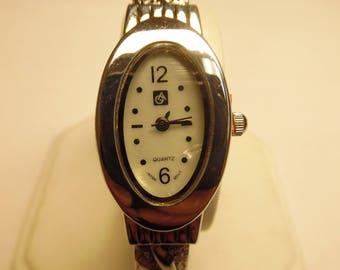AG Cuff Quartz Wrist Watch